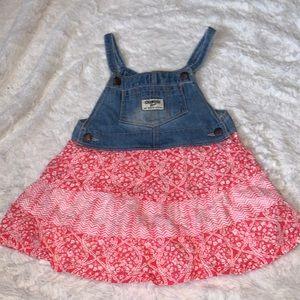 Oshkosh jean dress
